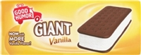 Good Humor Bar Vanilla Sandwich 12/177ml Sugg Ret $4.29
