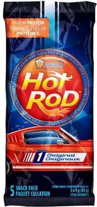 Schneiders Hot Rod 5-pack Original 24/45g Sugg Ret $2.39