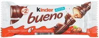 Kinder Bueno Chocolate Bar 20/43g  Sugg Ret $1.99