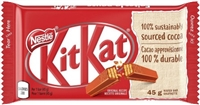 Kit Kat Chocolate Bar 48/45g  Sugg Ret $1.89