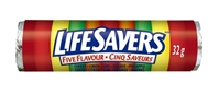 Life Savers Hard Roll 20/32g Sugg Ret $1.29