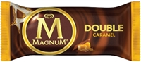 Magnum Double Caramel Ice Cream Bar 12/90ml Sugg Ret $4.99