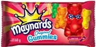 Maynards Original Gummies 18/60g Sugg Ret $1.59