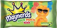 Maynards Sour Patch Kids 18/60g Sugg Ret $1.59