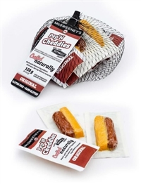 McSweeney's Pep 'N' Cheddies Mini Pepperoni & Cheddar 6/25g Sugg Ret $7.99 or $1.39 Each