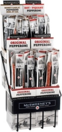 McSweeny's Counter Pepperoni Rack-Free With Purchase