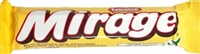 Mirage Chocolate Bar  36/41g Sugg Ret $1.89