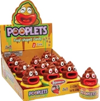 Pooplets Candy 12/15g Sugg Ret $2.69