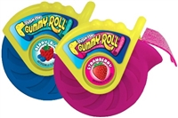Push Pop Gummy Roll 8/40g Sugg Ret $3.19