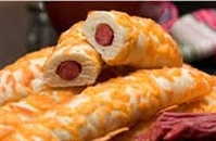 Quality Pepperoni Cheese Bread 1/138g Sugg Ret $7.89
