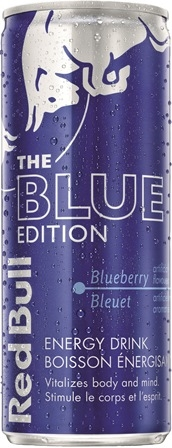 Red Bull 355 ml Edition Blue  Blueberry 24/355ml Sugg Ret $4.59