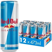 Red Bull 473 ml Sugar Free 12/473ml Sugg Ret $5.19