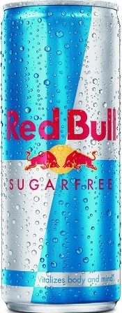 Red Bull 355 ml Sugar Free 24/355ml Sugg Ret $4.59