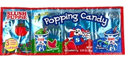 Slush Puppie 3 Pack Popping Candy 12/47g Sugg Ret $3.29