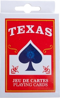 Texas Playing Cards Peggable 10/ Sugg Ret $2.49
