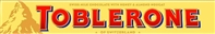 Toblerone Swiss Milk Chocolate Bar 20/50g Sugg Ret $2.19