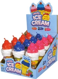 Twist N Lick Ice Cream Cone 12/19ml Sugg Ret $2.99
