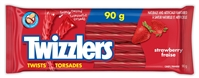 Twizzlers Strawberry 24/90g Sugg Ret $1.89