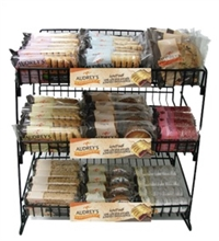 Pastry Rack Wire 3 Shelf Counter*** Free with Purchase*** Limit 1 per customer