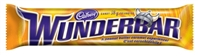 Wunder Chocolate Bar 24/58g Sugg Ret $1.89