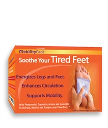 MobilityPads Circulation Foot Pads