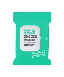 Comodynes - Purifying Cleansing Towels (Acne/Oily prone)