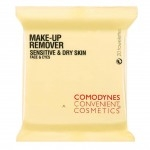 Comodynes - Make-Up Remover Towels - sensitive and dry skin