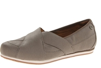 Mozo Cat Cora Walnut Canvas Shoes