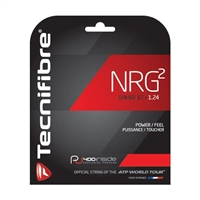 Tecnifibre NRG2 Black Tennis String