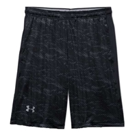 Under Armour Men's Raid Printed 10'' Shorts Black  1253528-011