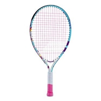 Babolat 2017 B Fly 21 Junior Tennis Racquet Blue