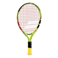 Babolat Ballfighter 17 Junior Tennis Racquet-Green/Red