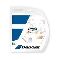 Babolat Origin Tennis String - Natural - 17 gauge