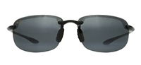 Maui Jim Ho'okipa Gloss Black with Neutral Grey Lenses