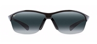 Maui Jim Hot Sands Sunglasses - Gloss Black