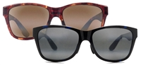 Maui Jim Road Trip Sunglasses - Black Tortoise or Dark Tortoise