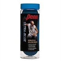 HEAD Penn Ultra-Blue Racquetball (3 Ball Can)