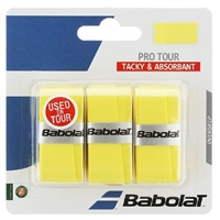 Babolat Pro Tour Tennis Overgrip 3-Pack 653037 113