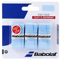 Babolat Pro Tour Tennis Overgrip 3-Pack 653037 136