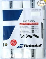 Babolat Pro Tacky Overgrips (12-Pack)