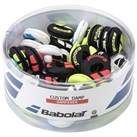 Babolat Custom Damp X48 Assorted 700041-134