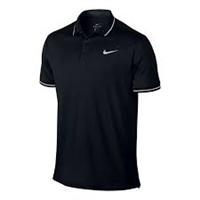 830847-010  Nike Men's Court Dry Tennis Polo