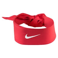 Nike Dri-Fit Head Tie 2.0 Gym Red/White