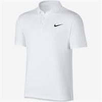 939137-100 Nike Men's Court Dry Polo Team