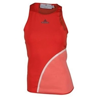 Girls` Stella McCartney Barricade Tennis Tank Lipstick and Coral Pink