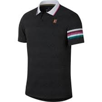 AJ8072-010 Nike Men's Court Advantage Polo