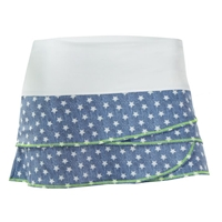 Lucky in Love Girls Star Struck Scallop Skirt
