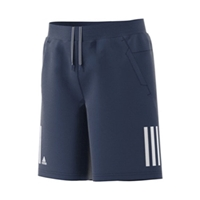 adidas Boy's Club Tennis Shorts - Mystery Blue