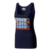 Adidas Pharrell Williams NY Graphic Tank