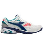 C2433 Diadora S. Star K Ace AG White / Navy Men's Shoe